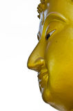 Visage de Bouddha Image libre de droits