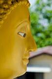 Visage de Bouddha Photographie stock