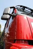 Visage de camion Photographie stock libre de droits