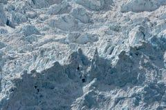 Visage de falaise de glacier Images libres de droits