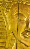 Visage de seigneur Bouddha Image stock