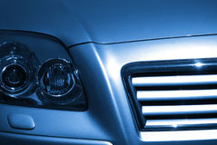 Visage de véhicule Photo libre de droits