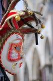 Visage de Venise (masque de carnaval) Photo libre de droits