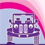 Visage de voiture Image stock