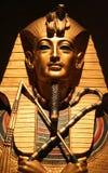 Visage du pharaon Image libre de droits