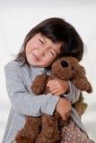 Visage heureux Images libres de droits