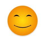 Visage heureux Photos libres de droits