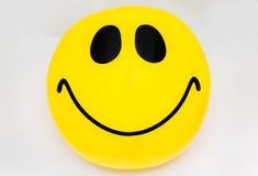 Visage heureux Photo libre de droits