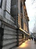 Visage latéral de campanile de passage de Jianghan photographie stock libre de droits