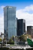 Visage moderne de Buenos Aires Photos libres de droits