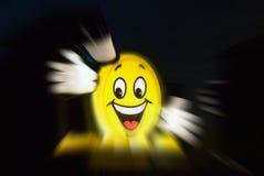 Visage souriant Image libre de droits