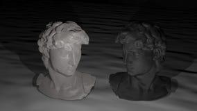 visages Image libre de droits