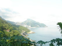 Visages de Rio de Janeiro Photographie stock libre de droits