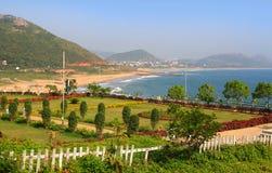 Visakhapatnam beach Royalty Free Stock Image