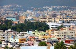 Visakhapatnam cityscape Stock Photo