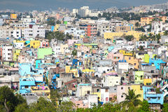 Visakhapatnam, India. December 11 : Visakhapatnam city is the financial capital of Andhra Pradesh state in India. On December 11,2015 Royalty Free Stock Image