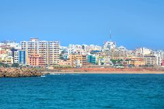 Visakhapatnam, India Royalty Free Stock Photos