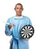 Visando cuidados médicos Fotos de Stock Royalty Free
