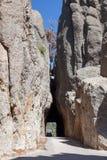 Visare synar tunnelen arkivfoto