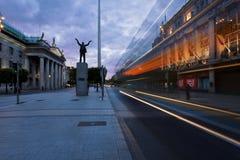 Visaren i Dublin, Irland Arkivfoto