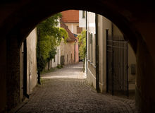 Visby Royalty Free Stock Photos