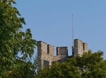 Visby em Gotland na Suécia imagens de stock royalty free