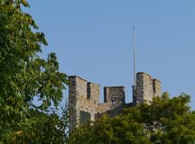 Visby on Gotland in Sweden Royalty Free Stock Images