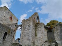 Visby on Gotland in Sweden Stock Images