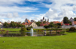 Visby Stock Images
