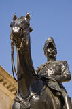 Viscount Garnet Wolseley Statue Royalty Free Stock Photography