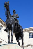 Viscount Wolseley Statue in Horseguards Parade Stock Photography
