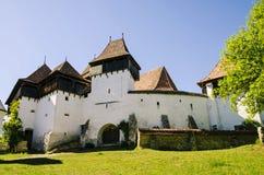Viscri fortified church Royalty Free Stock Photo