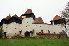 Viscri Fortified Church - Transylvania, Romania Stock Photos
