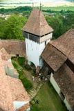 Viscri fortified church, Transylvania, Romania Royalty Free Stock Photo