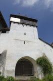 Viscri fortified church Royalty Free Stock Image
