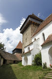 Viscri fortified church Stock Images