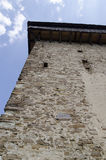Viscri fortified church Stock Photography