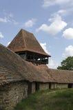 Viscri fortified church Stock Image