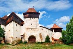 Viscri, Roemenië royalty-vrije stock foto