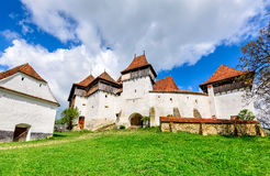 Viscri, Rumunia fotografia stock