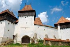 Viscri/Transilvania, Rumania imagen de archivo