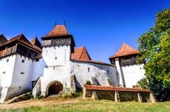 Viscri, Transylvania, Romania royalty free stock photo