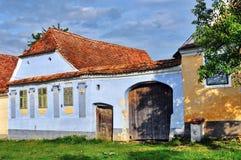 Viscri village Stock Photos