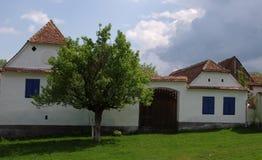 Viscri village Stock Photography