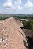 Viscri village Royalty Free Stock Photography