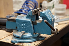 Vise Stock Image