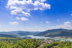 Visegrad Hungary Royalty Free Stock Images