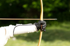 Viser des archers Photos stock