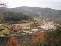 Viseu, Portogallo Immagini Stock