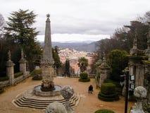 Viseu, Portugal imagenes de archivo